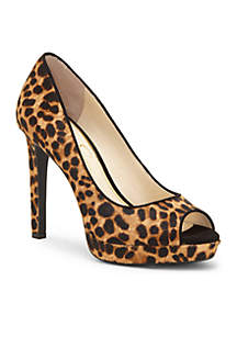 Dalyn Peep Toe Pump