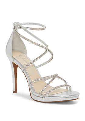 fc5531ff8fe8 Jessica Simpson Strappy High Heel ...