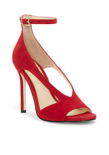 Peep Toe Dress Heel