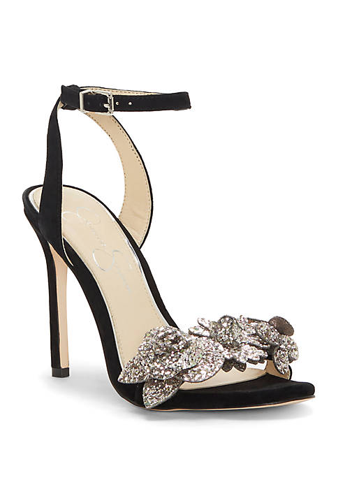 Strappy High Heel Dress Sandal