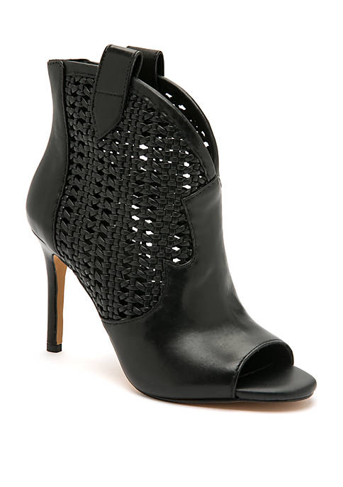 Jessica Simpson Jexell Open Toe Booties