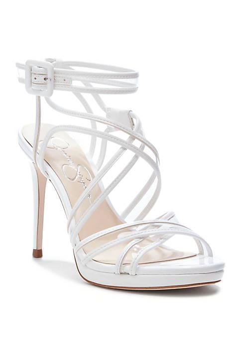 Jessica Simpson Kendele 2 Platform Sandals