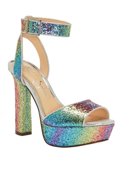 Jessica Simpson Maicie 2 Platform Sandals