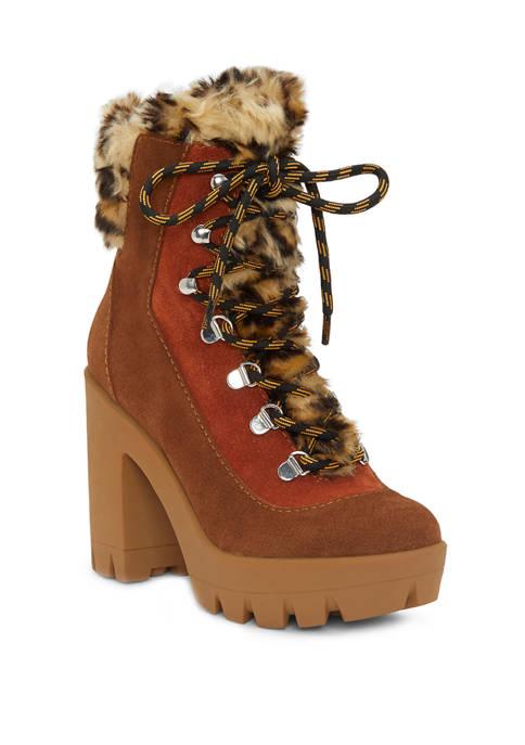 Jessica Simpson Mikah Hiker Boots