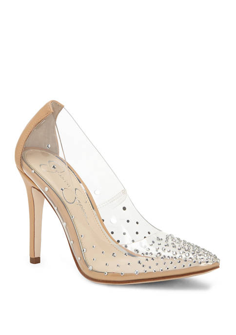 Jessica Simpson Pointed Toe Pumps