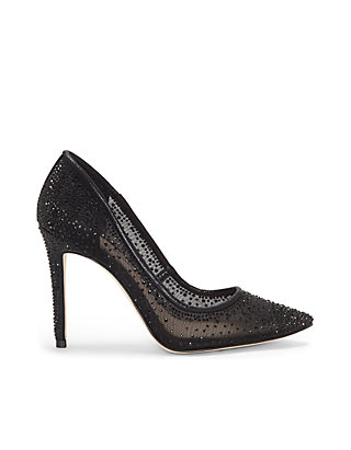 e2ccbed49d9 Jessica Simpson Pointed Toe Mesh Pumps Jessica Simpson Pointed Toe Mesh  Pumps ...