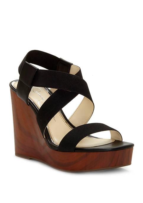 Jessica Simpson Saderly Wedge Sandals