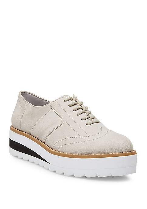 Madden Girl Andria Platform Oxford Shoes