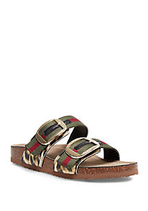 Madden Girl Bam Bamm Footbed Sandals