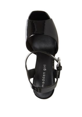 Madden Girl Bambi Platform Dress Sandals Black taPQO