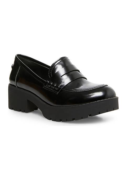 Bettee Low Heel Casual Oxfords