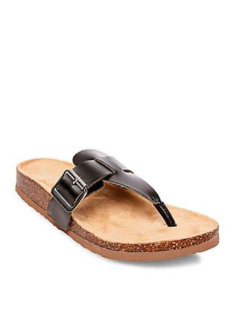 Women's Madden Girl Brendan Footbed Flip-Flops reliable sast for sale 59li1wl