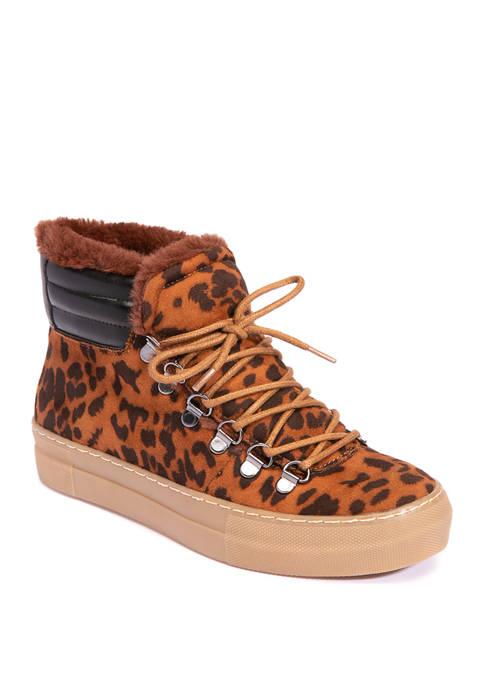 Madden Girl Brezzy Work Boot Sneakers