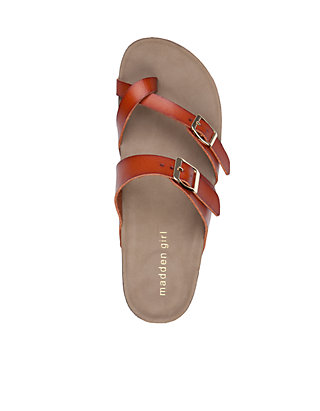 60d746a8b4ea ... Madden Girl Bryceee Toe Ring Sandal ...