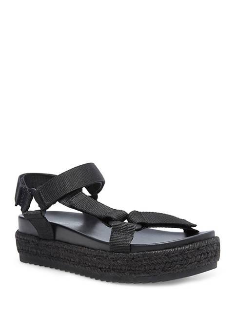 Madden Girl Cambridge Espadrille Sandals