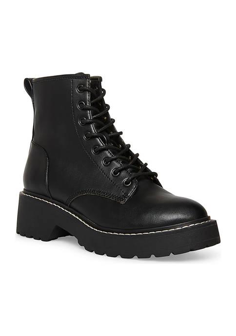 Carra Combat Boots