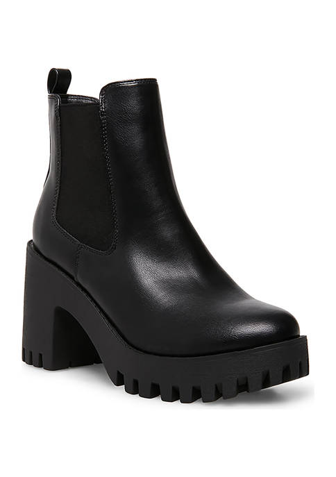 Madden Girl Colin Double Gore Boots
