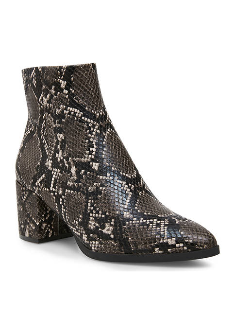 Dafnii Low Heel Boots