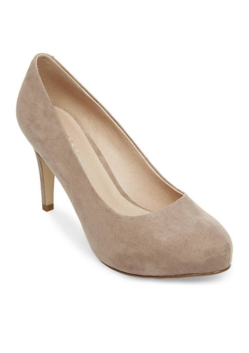 Madden Girl Jelsey Round Toe Pumps