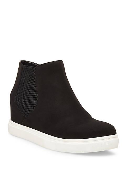 Madden Girl Pearrl Fashion Wedge Sneaker