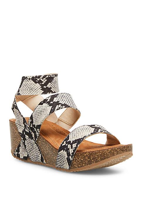 Madden Girl Zoeyy Sling Wedge Sandals