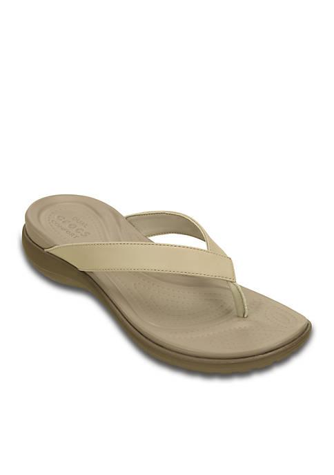 Capri V Flip Flop
