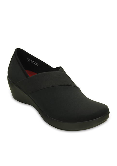 Crocs Busy Day Stretch Wedge