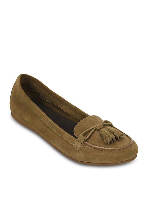 Crocs Lina Suede Loafers