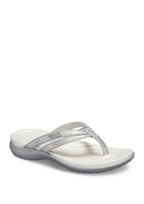 Capri Strappy Flip Flops