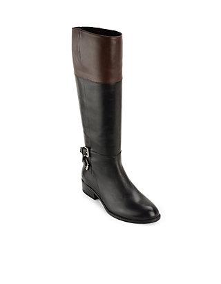 0c4388e8b6e Ralph Lauren. Ralph Lauren Marba Riding Boot - Available in Wide Calf