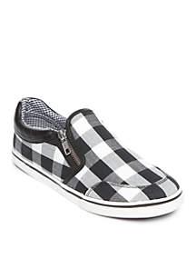 Jeorgia Zip Slip-On Sneaker