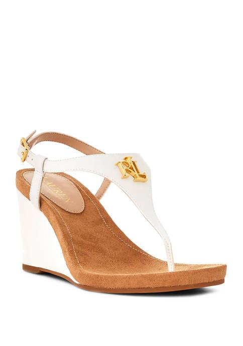 Jeannie Thong Sandals