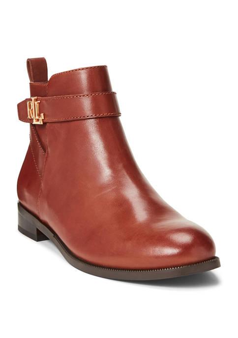Bonnie Flat Booties