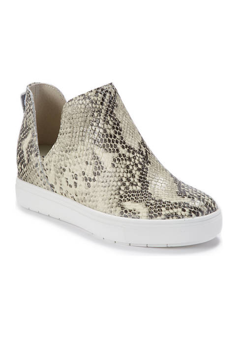 Womens Canares Wedge Sneakers