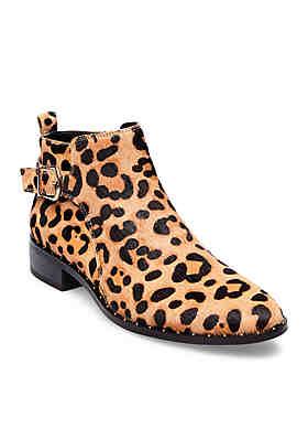 211fe12474ce STEVEN Chavi Leopard Bootie ...