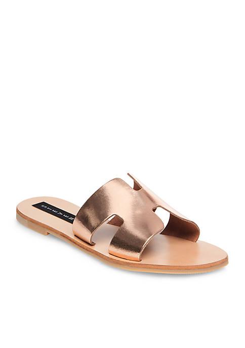Greece Slide Sandals