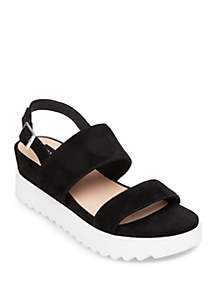 STEVEN Kendel Sport Bottom Sandals