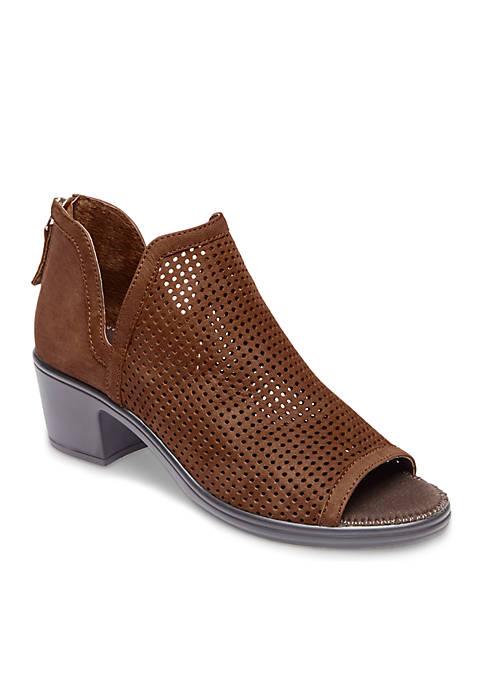 Prime Side V Heeled Shoe