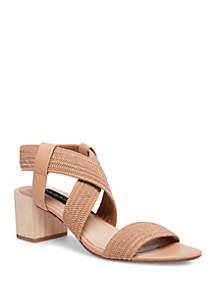 28a0342be ... STEVEN Release Block Heel Sandals