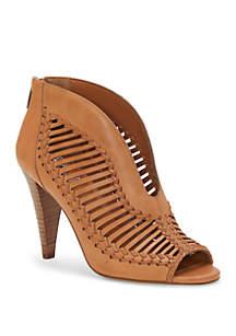 Vince Camuto Acha Whip Stitch Heeled Sandals