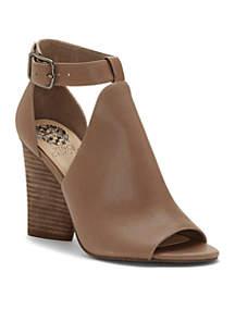 Adaren Stacked Heel Sandal