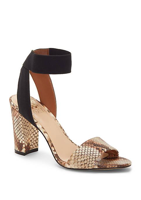Citriana Block Heel Sandals