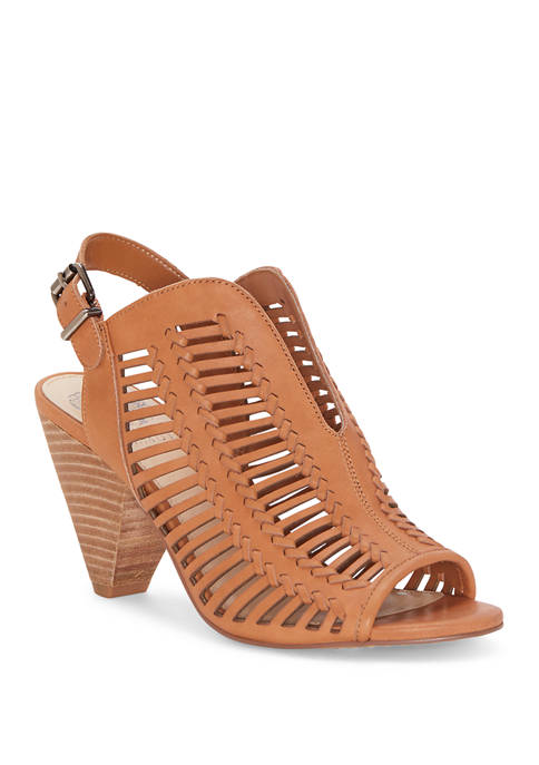 Earinan Woven Stack Casual Shoes