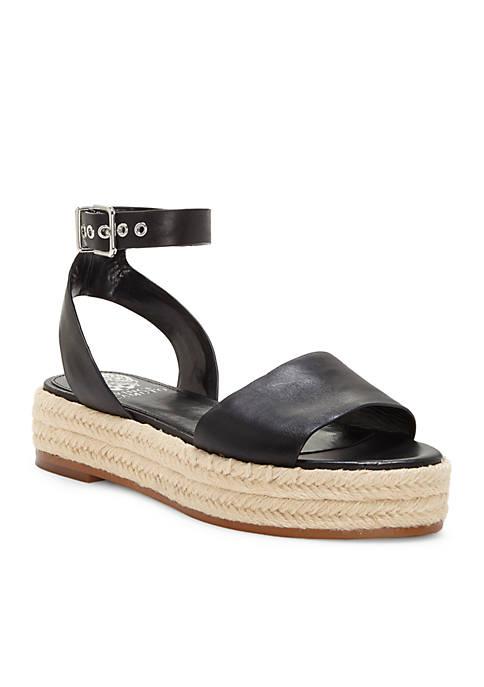 Kathalia Flatform Espadrille Sandals