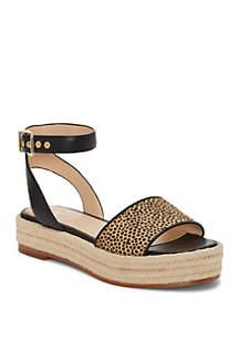 9145d6efba Tommy Hilfiger Kamea Thong Sandals · Vince Camuto Kathalia Flatform Espadrille  Sandals
