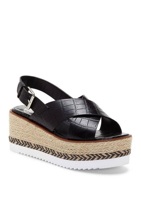 Marietten Flatform Espadrille Sandals