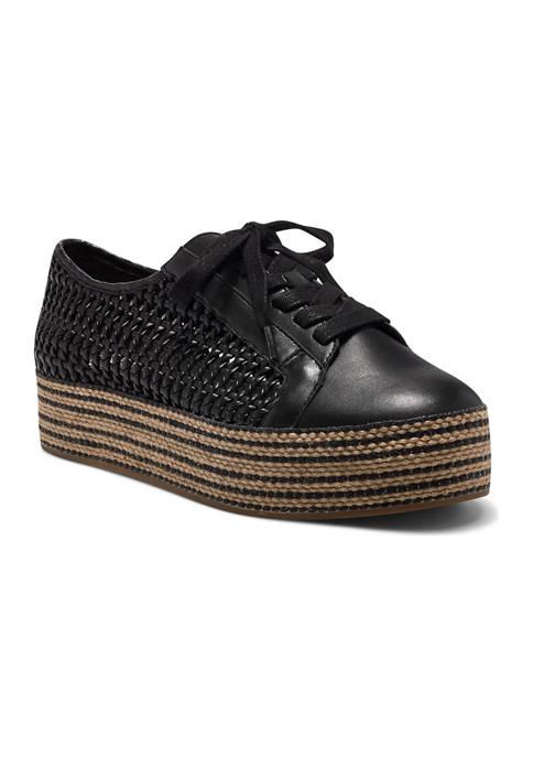 Merlea Perforated Sneakers