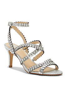 Yuria Strappy Dress Sandals