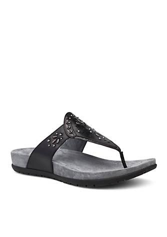Dansko Benita Thong Sandal(Women's) -Ivory Full Grain Leather New pIAcsQfxg