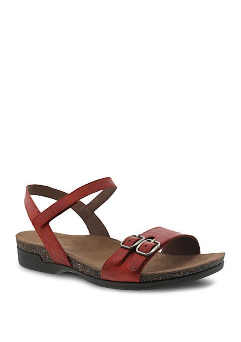 Dansko Rebekah Coral Sandals